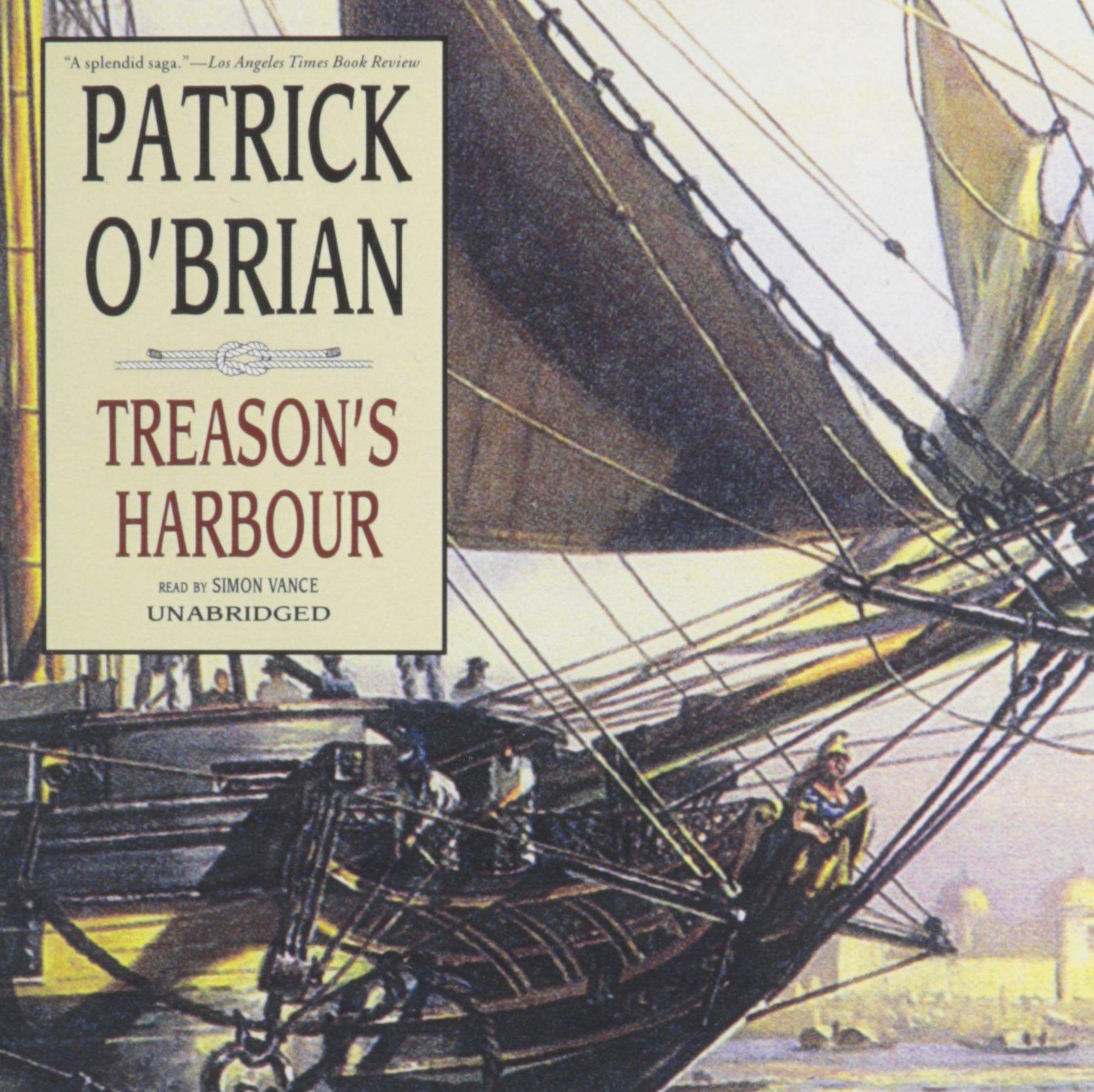 Treason's Harbour (Aubrey-Maturin series, Book 9)(Library Edition) pdf