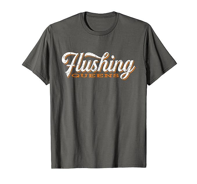 Amazon.com  Flushing Queens t-shirt  84ca208f657