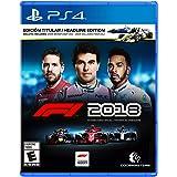 F1 2018 - PlayStation 4 - Headline Edition