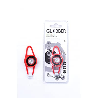 Flash Light Globber LED rot