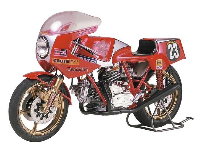 Tamiya - Maqueta de motocicleta 14022: Amazon.es: Juguetes y ...