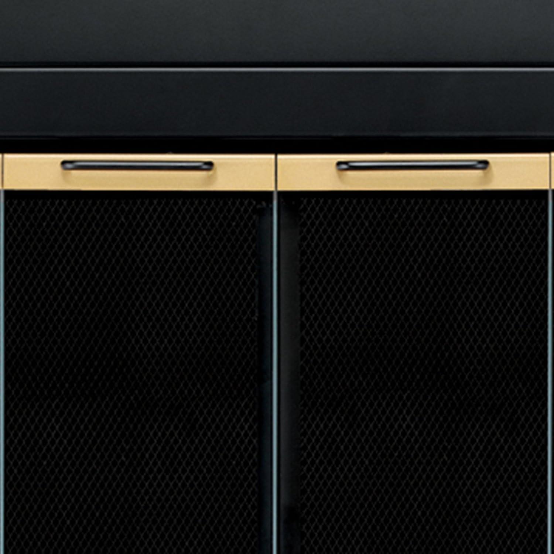 amazon com pleasant hearth ar 1020 arrington fireplace glass door