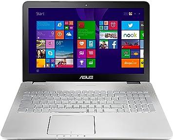 ASUS N551JW-CN094H - Ordenador portátil (Portátil, Blu-Ray DVD Combo, Touchpad, Windows 8.1, 64-bit, Titanio): Amazon.es: Informática