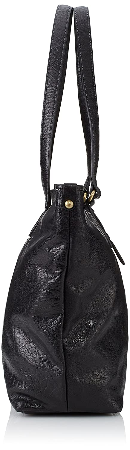VIDA Leather Statement Clutch - The Concert Vermeer by VIDA AP3ch