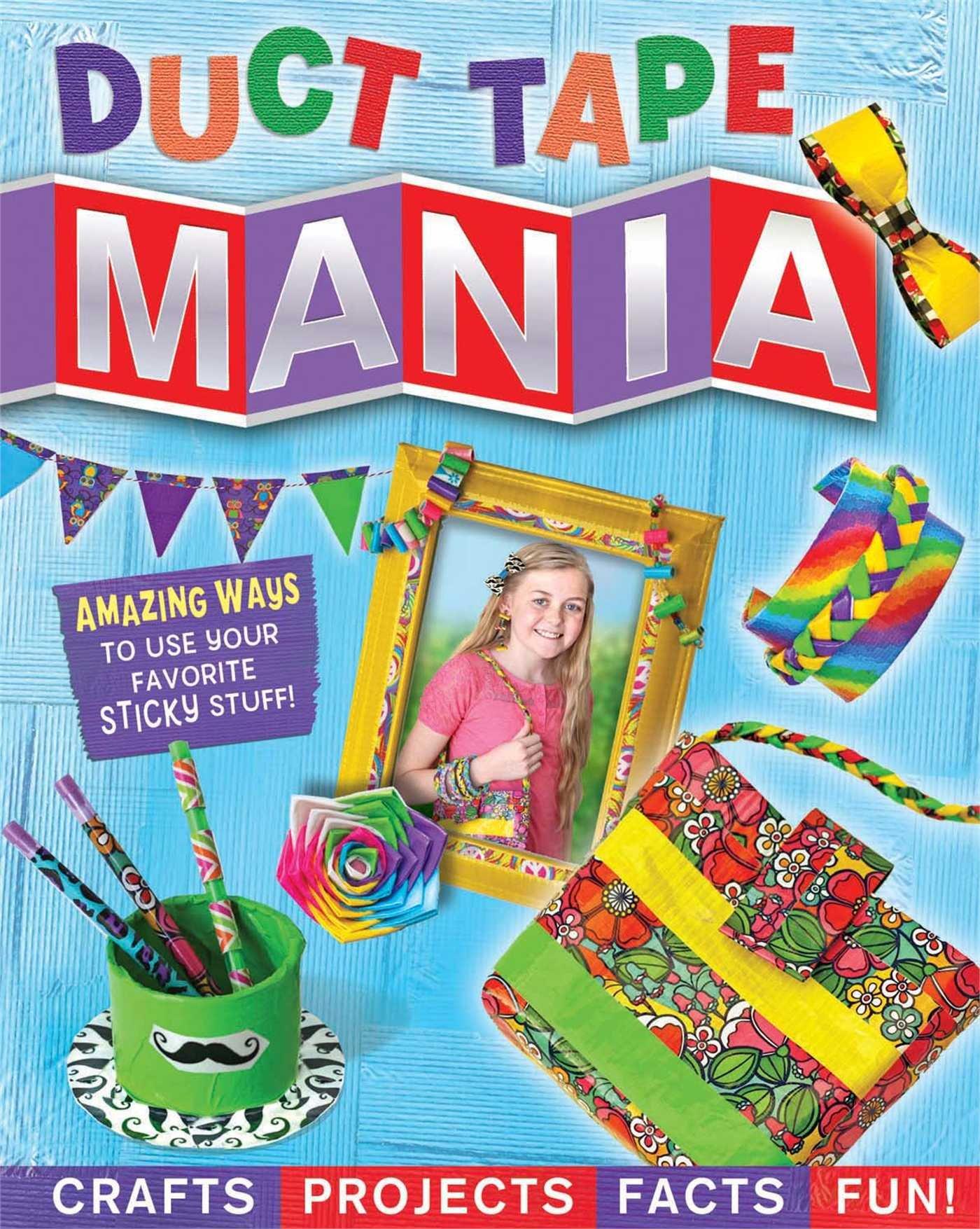 Duct Tape Mania Amanda Formaro product image