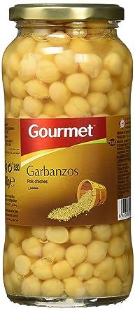 Gourmet - Garbanzos, 560 g, Pack de 6: Amazon.es: Alimentación y ...