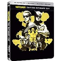 Watchmen-Les Gardiens [Édition Ultimate Cut-4K Ultra HD Bonus + Goodies-Boîtier SteelBook]