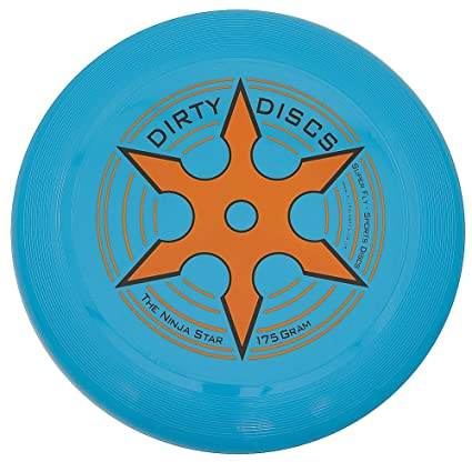Amazon.com: Fly Frisbees - Dirty Disc - 175G Sports Disc ...