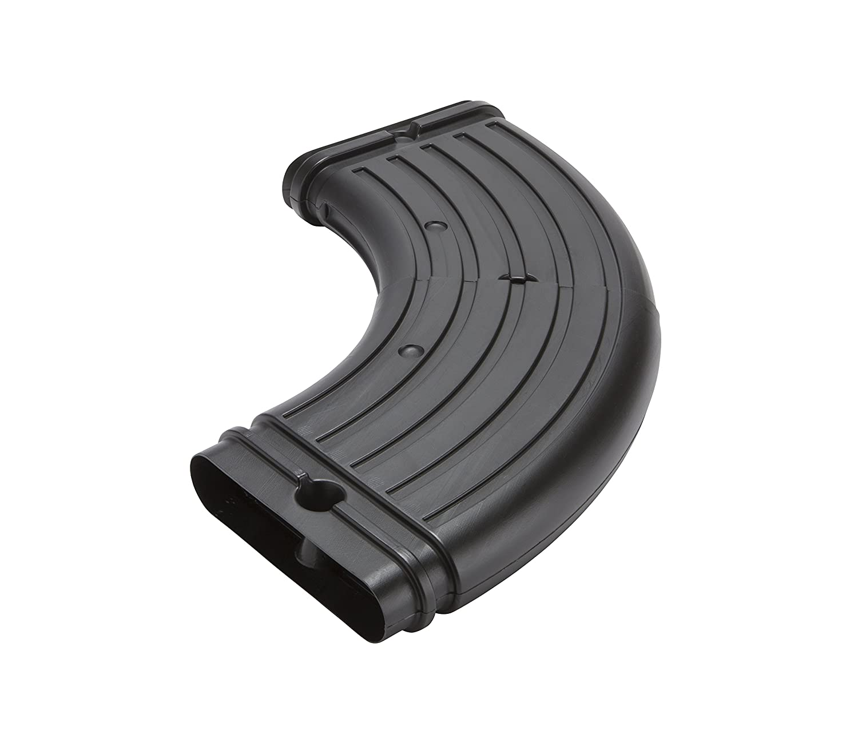StealthFlow 4631 Adjustable Elbow Black Amerimax