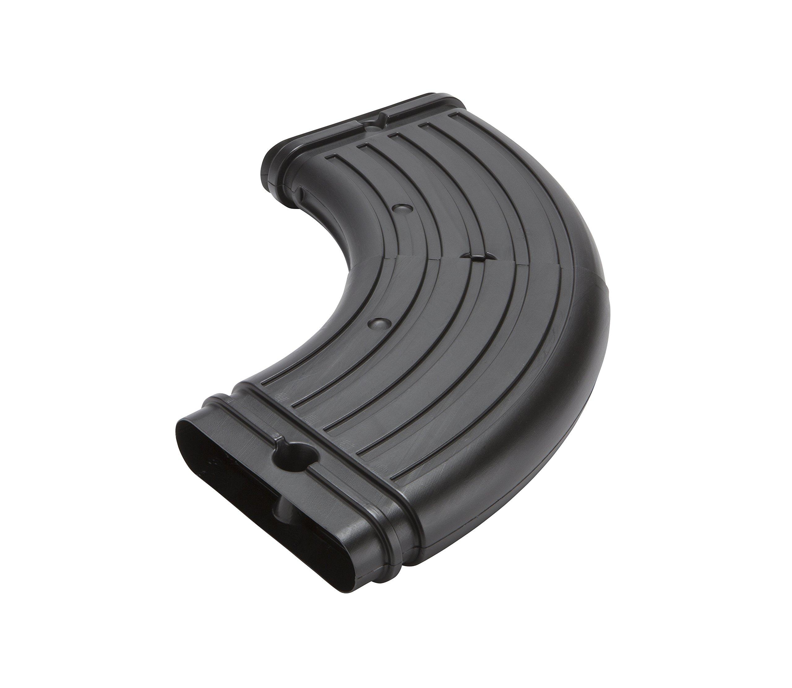 StealthFlow 4631 Adjustable Elbow, Black