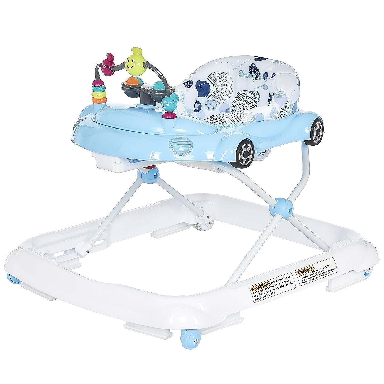 Amazon.com: Andador On the Go marca Dream On Me, Azul: Baby