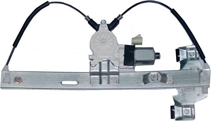 ACDelco 15869654 GM Original Equipment Rear Passenger Side Power Window Regulator and Motor Assembly
