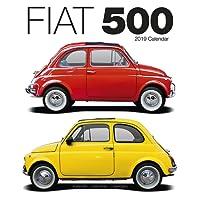 Fiat 500 Calendar 2019