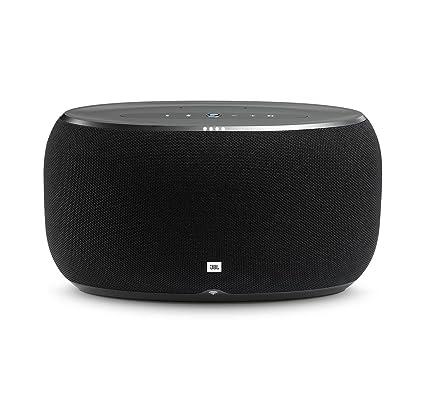JBL Link 500 Voice Activated Wireless Bluetooth Speaker (Black)