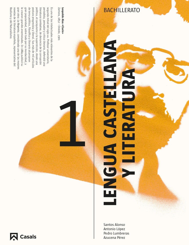 Lengua castellana y Literatura 1 Bachillerato: Amazon.es: Santos ...