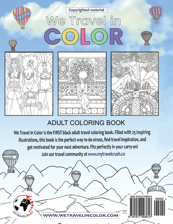 Amazon.com: We Travel in Color (9781977993816): Patricia Keller: Books