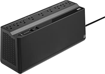 APC BE850M2 850VA UPS Battery Backup & Surge Protector