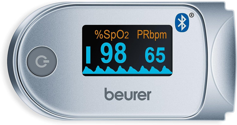 Beurer ipo-61/ /pulsiox/ímetro avec Bluetooth