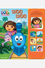 Dora the Explorer - Choo Choo (Play-a-Sound) Board book