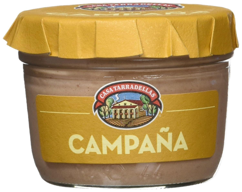 Casa Tarradellas Campaña Paté - 125 g: Amazon.es: Amazon Pantry
