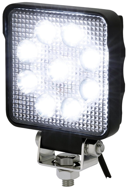 Leistungsstarke OSRAM Chips Mit 2.097 Lumen LED Fernscheinwerfer Mit Zulassung R112 29 Watt Zusatzscheinwerfer Fernlicht Arbeitsscheinwerfer mit Stra/ßenzulassung 12V 24V