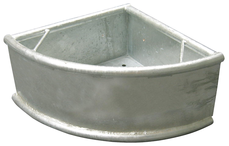 Kerbl Auge d'angle Zinguée pour Cheval 35 L 32482