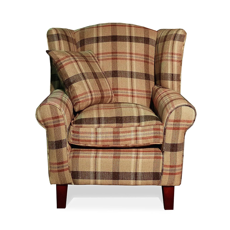 Sillón con reposabrazos, muebles de salón, sillas para ...