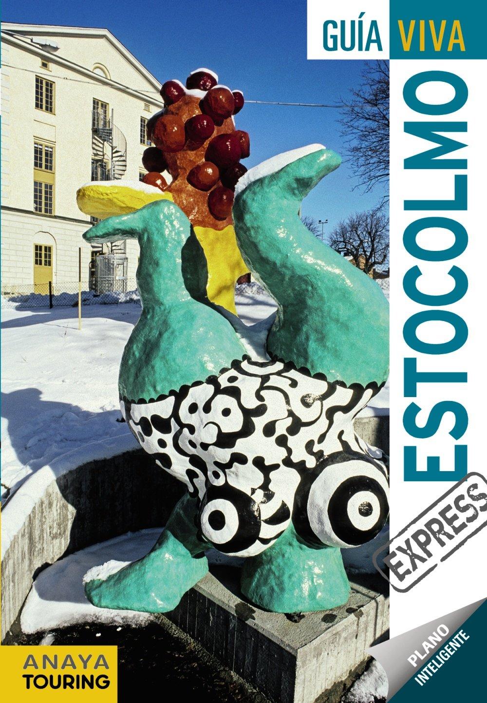 Estocolmo (Guía Viva Express - Internacional) Tapa blanda – 16 mar 2017 Anaya Touring Mario del Rosal 8499359221 Sweden