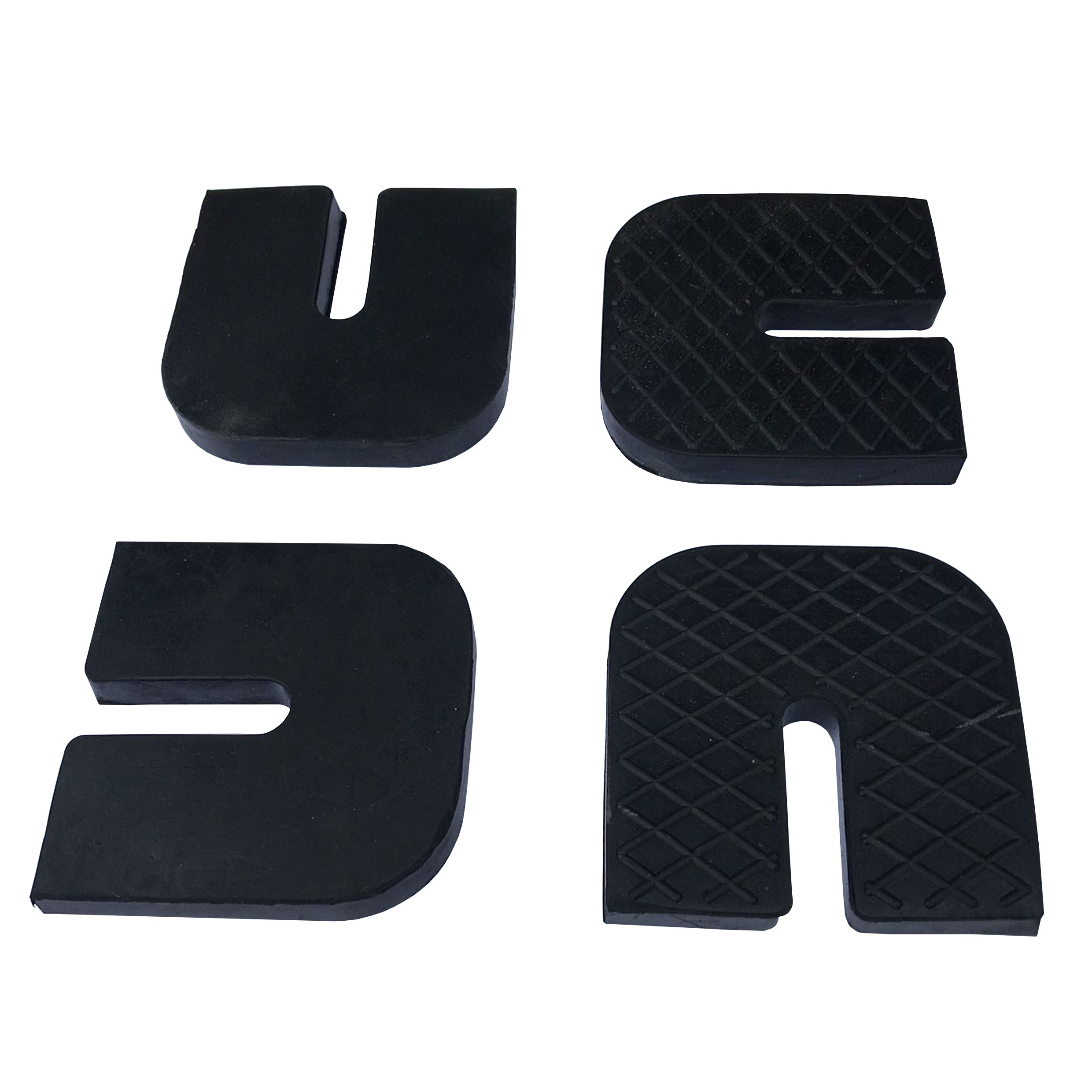 Rubber Isolator Pads Shock Absorber Anti-Vibration Pads