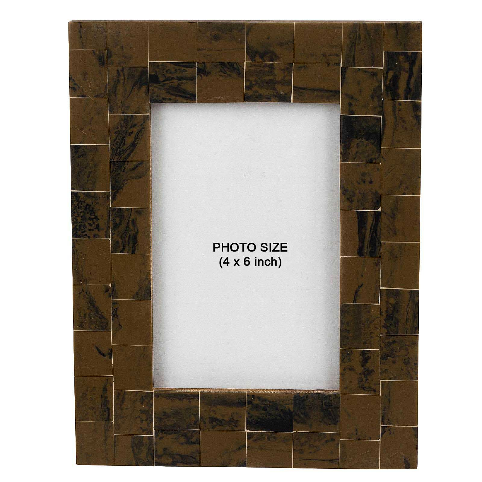Fine Craft India Wooden Photo Frame Photo Size 4 x 6 inch MPN-wooden_photo_frame_10