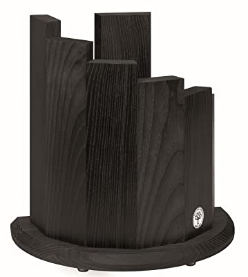 Boker 30400 Wood Magnetic Knife Block