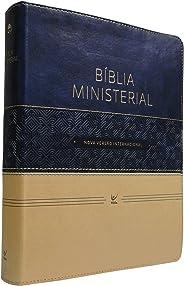 Bíblia Ministerial. Uma Bíblia Abrangente Para Toda a Liderança