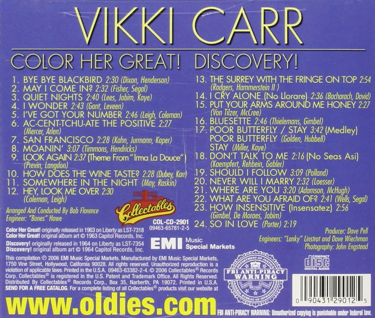 Color Her Great! / Discovery!