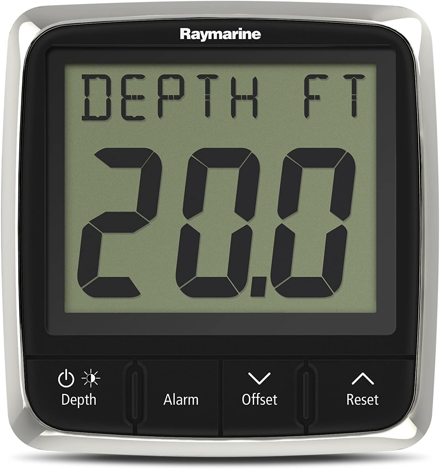 Raymarine I50 Tridata Display Digital, Negro: Amazon.es: Deportes y aire libre