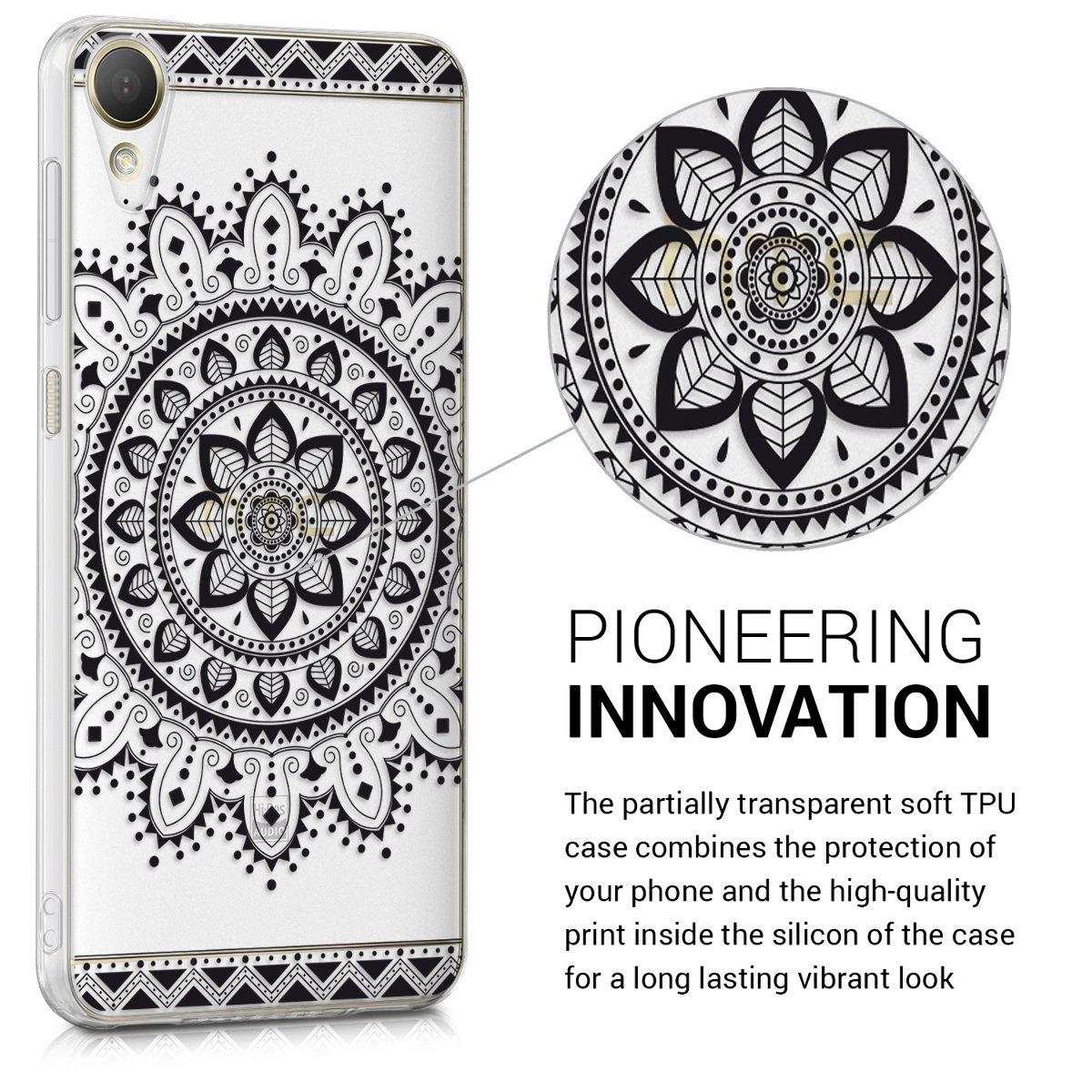 60760a41015 kwmobile Funda para HTC Desire 10 Lifestyle: Amazon.es: Electrónica