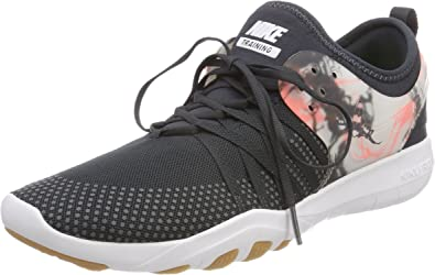 Nike , Chaussures de Fitness Femme Gris Grey (Anthracite