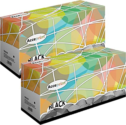 Acceprint TN2320 TN-2320 TN 2320 Paquete de 2 Cartuchos de tóner ...