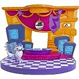 Animal Jam Club Geoz Playset with Exclusive Diamond Arctic Wolf