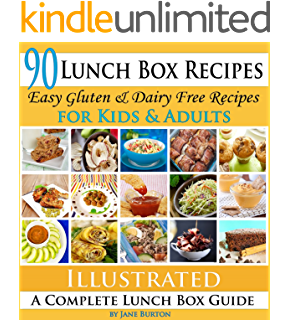 Amazon paleo bars 21 exciting delicious paleo bar recipe lunch box recipes healthy lunchbox recipes for kids a common sense guide gluten forumfinder Image collections
