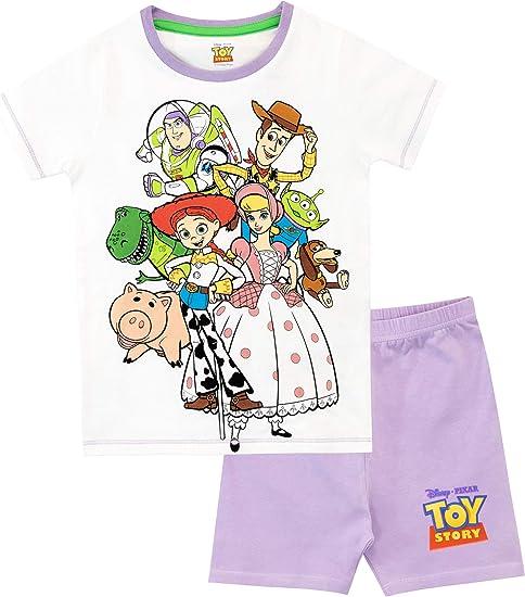 Disney Buzz Lightyear Pigiama novit/à Vestirsi Toy Story Set Pigiama