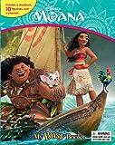 Disney Moana My Busy Book