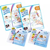 Crayola Color Wonder Mess Free Coloring No Mess Markers and Paper, 2 Packages (Gift Set)