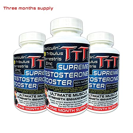 3×1 TTT- The Best Alternative Of The Anabolic Steroids. Supreme Testosterone Booster. Contains Unique Ingredient No one Else Produces it. Delivers A Noticeable Increase In Stamina, Energy and Vitality