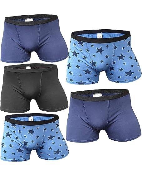 2x Kinder Boxershorts Junge Knaben Webshorts Unterwäsche