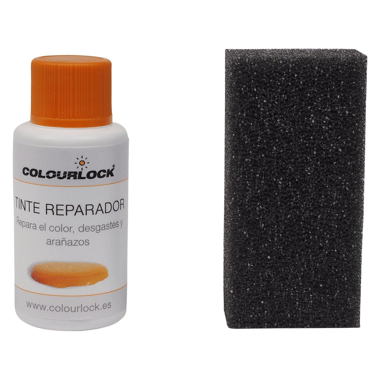 COLOURLOCK Tinte reparador Cuero/Piel F002 (Blanco Roto), 30 ML restaura el Color del Cuero en Coches, sofá s, Ropa, Bolsos sofás Lederzentrum
