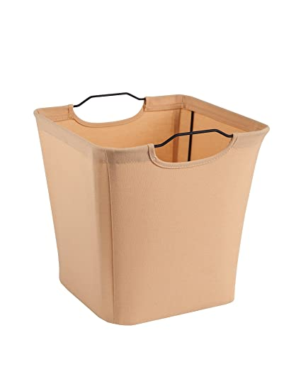 Delicieux ClosetMaid 13027 Cubeicals Wire Frame Fabric Storage Bin With Handles,  Orange