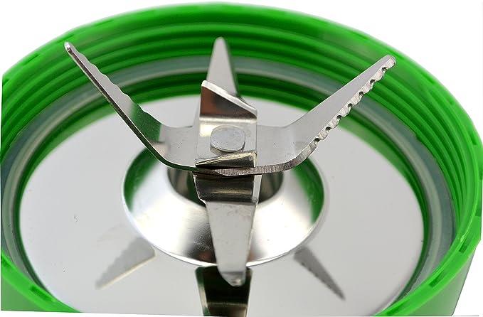 Smoothie Maker / Licuadora de Nutriexpress con Cuchillos piraña ...