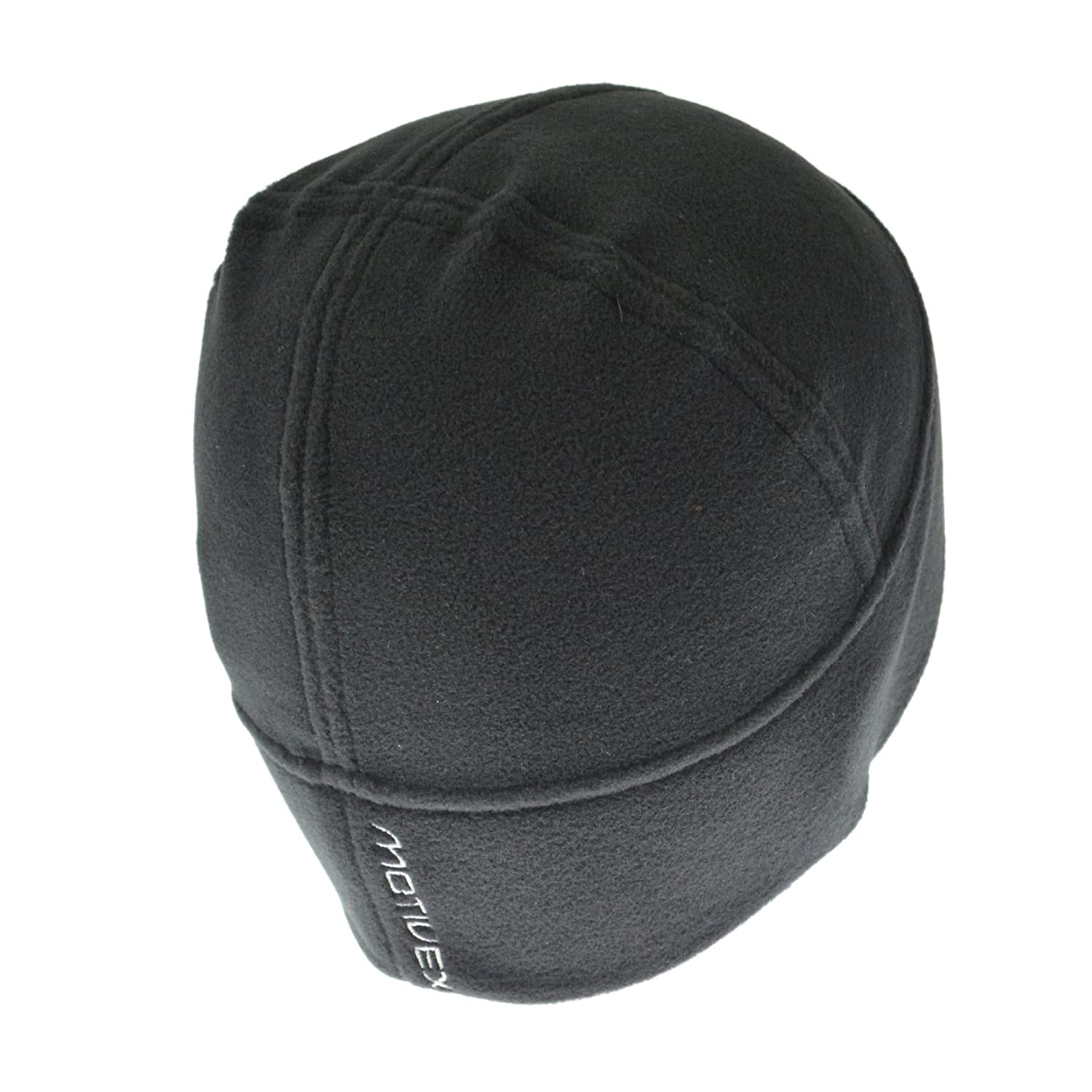 Berretto MOTIVEX grandmummy capitano, Beanie in Polartec micro-pile colore: Nero dimensioni S-XL