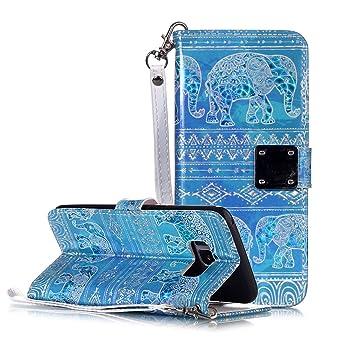 WIWJ Funda Samsung Galaxy S8 Plus Carcasa 3D Espejo Disney ...