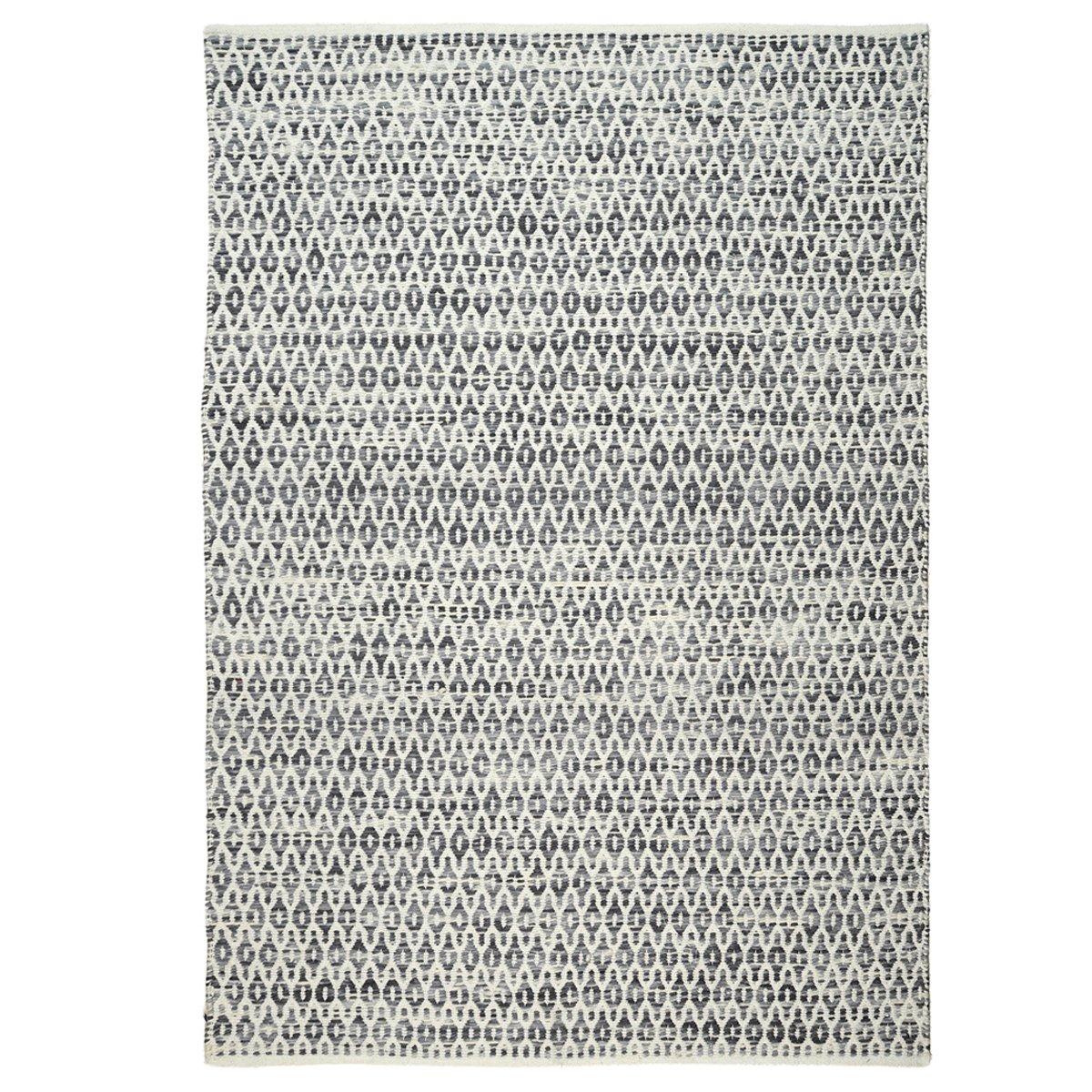 Teppich Bedford Grey - grau - 160 X 230 cm